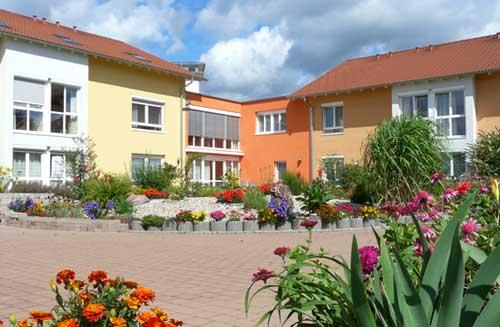 Seniorenheim und Tagespflege St. Elisabeth