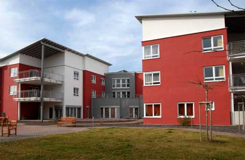 Seniorenheim St. Klara